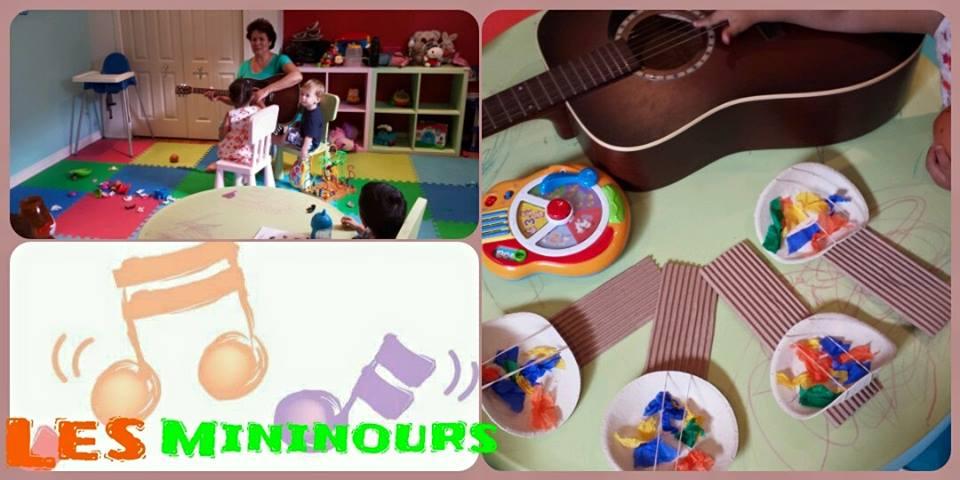 Atelier d'éveil musical