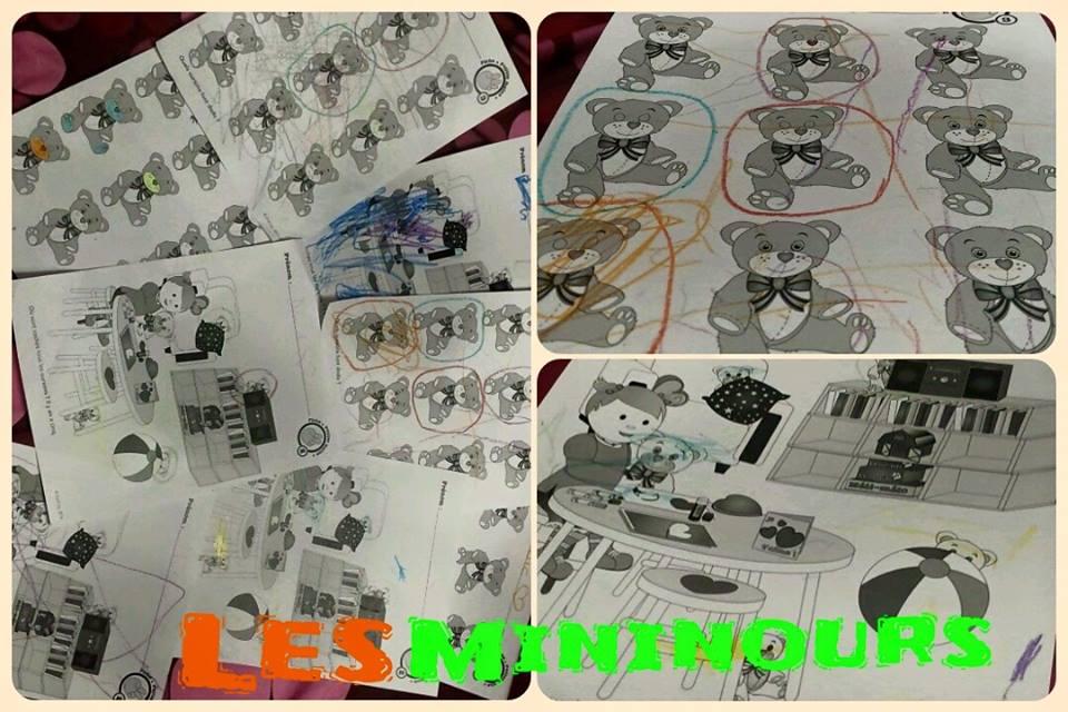 Nos ateliers «Petites mains»